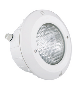 Bilde av PAR56 V2 LED LAMPE + NISJE ABS/RVS FRONT HVITT/RGB